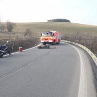 smrtelná nehoda motorkáře