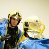 Vzdělávání hasičských zdravotníků