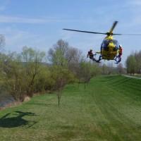 Výcvik leteckých záchranářů - foto